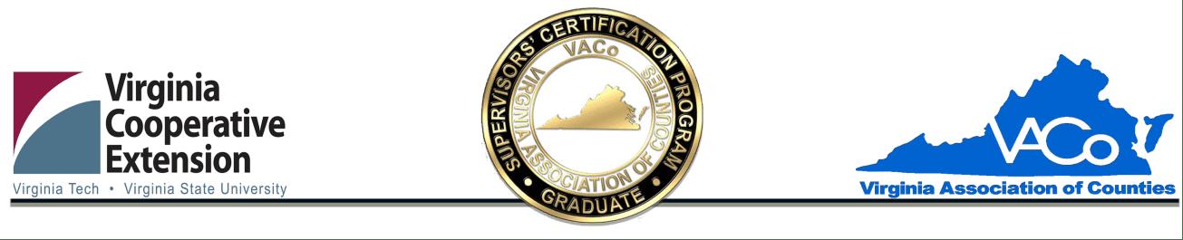 Certified Supervisors Program Logo