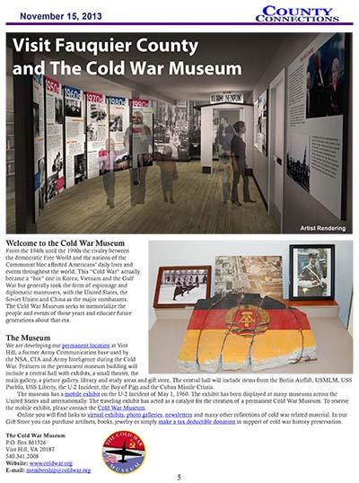 FauquierColdWarMuseum111513