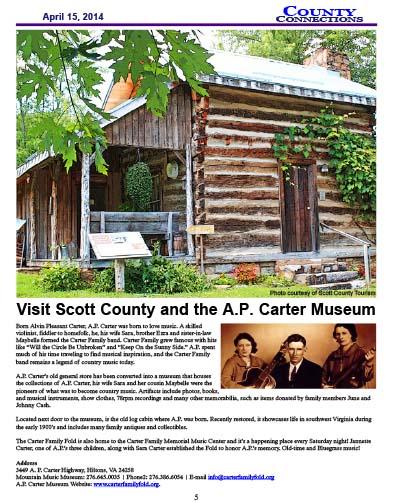 ScottAPCarterMuseum41514