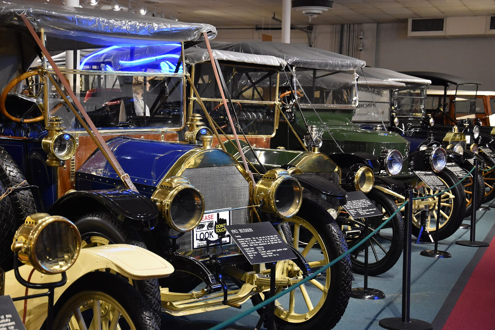 Visit page county and the car and carriage caravan museum for Car carriage
